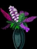 Ipad flowers
