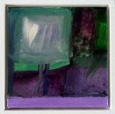 Green and violet
