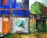 The blue house II